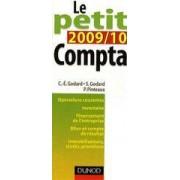 Le petit compta 2009/2010 - Charles-Edouard Godard - Livre