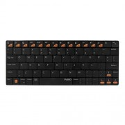 Rapoo E6300 BT Ultra slim Bluetooth 3.0 Wireless Keyboard for ipad