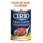 Pulpa de rosii cu ierburi Cirio 400g