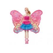 Barbie - El secreto de las hadas, muñeca fashion (Mattel T7349)