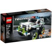 LEGO® Technic Interceptorul poliției 42047