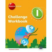 Abacus Evolve Challenge Year 1 Workbook Pack (x4 Workbooks) by Gill Potter