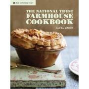 National Trust Farmhouse Cookbook by Laura Mason