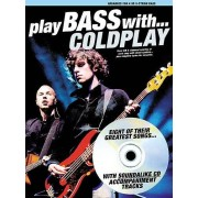 Wise Publications Play Bass With... Coldplay. Partitions, CD pour Guitare Basse(Symboles d'Accords), Tablature Basse(Symboles d'Accords)