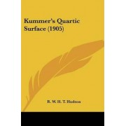 Kummer's Quartic Surface (1905) by R W H T Hudson