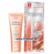 Eveline, Face Therapy - SOS CC Creme 8 in 1, aufhellende, 30 ml