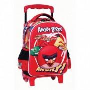 Mini ghiozdan cu role Angry Birds
