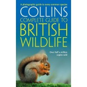 Collins Complete Guide - British Wildlife by Paul Sterry