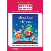 Aliens Love Underpants by Jean Evans