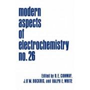 Modern Aspects of Electrochemistry: No. 28 by John O'M. Bockris