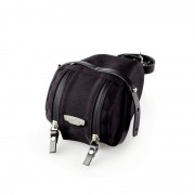 Brooks Isle of Wight Saddle Bag Small black Satteltaschen