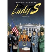 Lady: Mole in D.C. 4 by Jean van Hamme