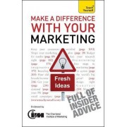 Make A Difference with Your Marketing: Teach Yourself by Jonathan Gabay