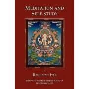 Meditation and Self-Study by Professor of Political Science Raghavan Iyer