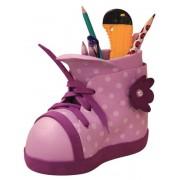 Набор для творчества Карандашница-ботинок