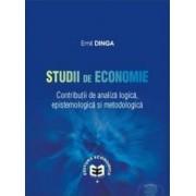 Studii de economie - Emil Dinga