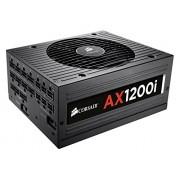 Corsair AX1200i CP-9020008-EU Alimentatore digitale ATX/EPS Serie AXi da 1.200 Watt, Completamente Modulare con Certificazione 80 Plus Platinum