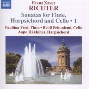 F.X. Richter - Sonate Da Camera For Flut (0747313202973) (1 CD)