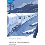 Level 4: Murder on the Orient Express Book and MP3 Pack by Agatha Christie