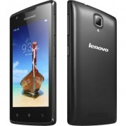 Smartphone Lenovo Vibe A A1000M DS Black, memorie 4 GB, ram 512 MB, 4 inch, Android 5.1 Lollipop