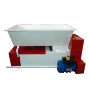 Zdrobitor-desciorchinator electric ENO 15 Smalto, 750 W, 1600-1800 kg/h, vopsit