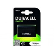 Duracell DR9630 Batería para cámara digital 7.4 V, 1400 mAh (reemplaza batería original de Olympus BLM-1)