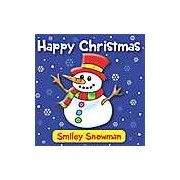 Christmas First Words - Smiley Snowman