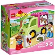 LEGO® DUPLO™ Furgonetă cu îngheţată 10586