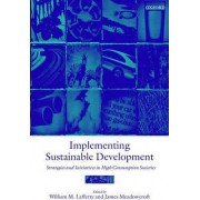 Implementing Sustainable Development by James Meadowcroft