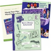 Words Their Way: Word Study in Action Home School Bundle Grade 5 2005c