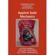 Applied Solid Mechanics by Peter Howell