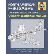 North American F-86 Sable Manual by Mark Linney