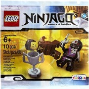 Lego Ninjago Battle pack - Dareth vs. ninja (5002144)