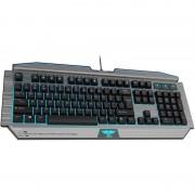 Tastatura gaming Newmen GM100 Iron Gray