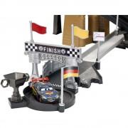 DISNEY CARS CARBON RACERS DOUBLE LANE DUEL TRACK S - MATTEL (DHN32)