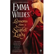 Lessons from a Scarlet Lady by Emma Wildes
