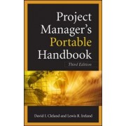 Project Managers Portable Handbook by David L. Cleland