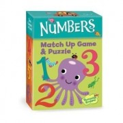 Peaceable Kingdom Numbers Match Up Games & Puzzles
