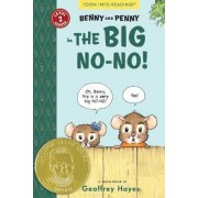 Benny and Penny: Big No-No by Geoffrey Hayes