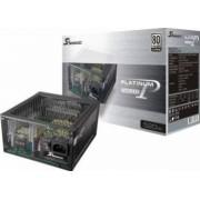 Sursa Seasonic 520FL2 Platinum 520 Fanless 520W neagra