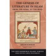 The Genesis of Literature in Islam by Gregor Schoeler
