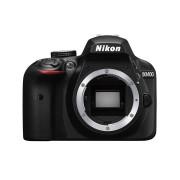 Nikon Fotocamera Digitale Reflex Nikon D3400 Body (Solo Corpo Macchina) Black