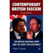 Contemporary British Fascism 2008 by Nigel Copsey
