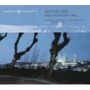 Música Clásica Galega - Melchor López