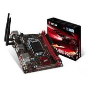 MSI H270I GAMING PRO AC Carte mère Intel Mini-ITX Socket LGA 1151