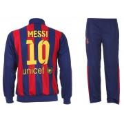 Barcelona Trainingspak Messi Thuis