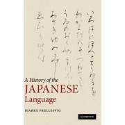 A History of the Japanese Language by Bjarke Frellesvig