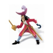 Peter Pan Figurine Capitaine Crochet 10 Cm