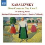Kabalevsky - Piano Concertos 1&2 (0747313268320) (1 CD)