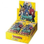 Cardfight Vanguard JAPANESE VGBT05 Awakening of Twin Blades Booster Box 30 Packs by Bushiroad